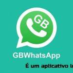 o aplicativo whatsapp gb é legal