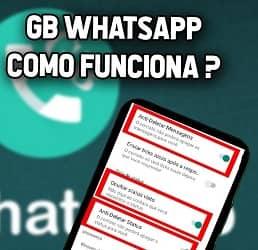 tutorial como usar o aplicativo whatsapp gb